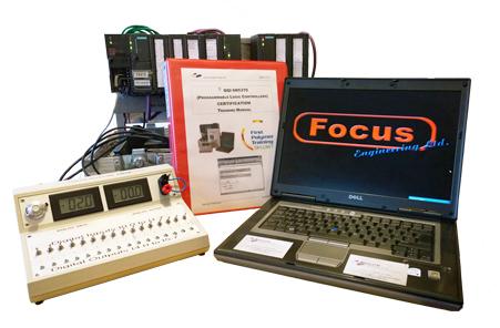 Industrial Automation Training - Focus Engineering Ltd Industrial